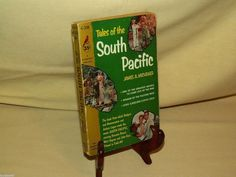 TALES OF THE #SOUTH #PACIFIC JAMES A #MICHENER #CARDINAL C-226 2ND PRINT FEB 1958