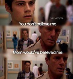 Teen Wolf-Stiles, you break my heart.