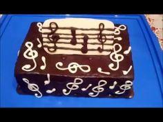Muzical cake reteta