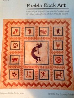 Kokopelli Because I Might Be Just A Little Bit Obsessed