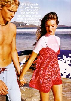 Rosie Huntington-Whiteley poses in a sundress and UV top for Teen Vogue June/July 2004 shot by Carter Smith Carter Smith, Fashion News, Girl Fashion, Fashion Vocabulary, Model One, Vs Models, Rosie Huntington Whiteley, Famous Models, Teen Vogue