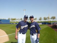 MVPs!- Packers' Aaron Rodgers and Brewers Ryan Braun