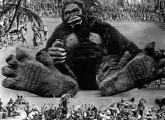 King Kong from KING KONG VS. GODZILLA, 1962.