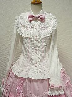 Angelic Pretty / Blouse / Unknown