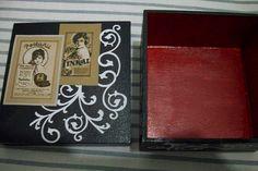 Caixa vintage 1