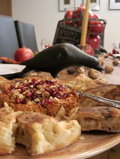 Vegan Thanksgiving Menu and Recipes from some Awesome Bloggers…