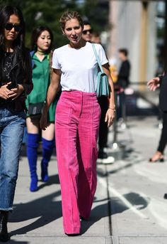 The Street Style at NYFW Is Better Than Ever via @WhoWhatWearAU