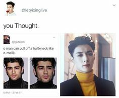 And chanyeol and Niall sorry but turtlenecks are life just like 1D and EXO