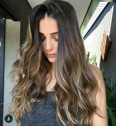 #hair #morenailuminada #ombrehair