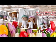 Part One - My First Weebee Doll Bunny CAL March 2017 - YouTube