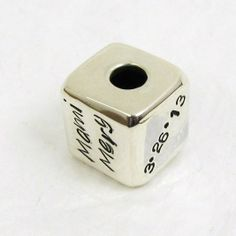 Custom Made Pandora Bracelet Charm!!!