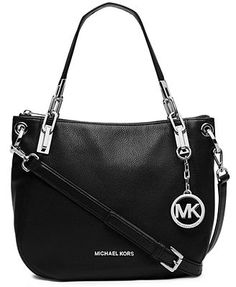 MICHAEL Michael Kors Brooke Medium Shoulder Tote  Got this in white...super cute!  My new addition that arrived this week :)