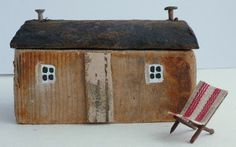 seaside cottage, by kirsty elson