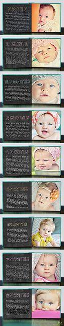 7 Baby Photo Book Ideas | Flickr - Photo Sharing!