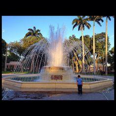 Plaza Bolívar de Maracay!.