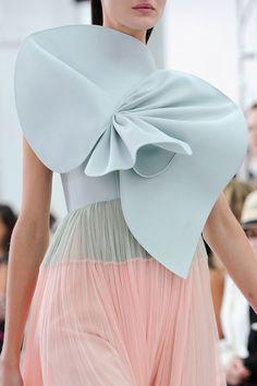 Pastel colored dress
