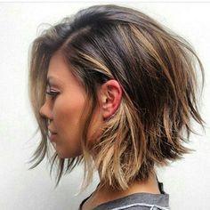 Lindo esse hair!