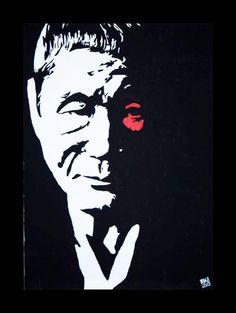 Kitano one, Kiki Vérité, Peinture