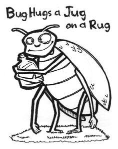 10 Snug As A Bug On Rug Ideas Bugs