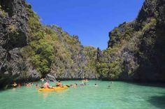 Остров Палаван – самый лучший остров для отдыха в мире в 2016 году