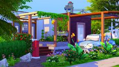 537 Best The Sims 4 Home/Community images in 2019 | Sims 4 houses