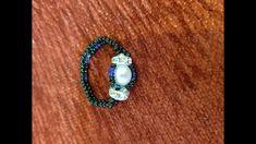 RING IN BLACK AND WHITE Gemstone Rings, Black And White, Gemstones, Bracelets, Jewelry, Jewlery, Black N White, Gems, Jewerly