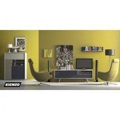 Composición Vintass 07 evocando el pasado y caracterizada por su diseño original y por la calidad de los materiales con los que están fabricados. En la decoración del hogar, los enamorados de este estilo pueden optar por muebles vintage para espacios completos: salón, despacho,