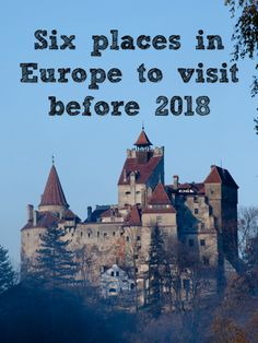 It's too soon to say whether the result of the 23 July 2016 referendum in Britain will make it more difficult to travel to the rest of Europe. A date that is being proposed for Britain leaving the EU is 2018. So, to be on the safe side, it's worth visiting your dream cultural destinations as soon as you can. Here are some suggestions of less well-known places to visit, just in case it all becomes a little more difficult in the future.