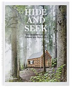 Beautiful designed book about the architecture and design of some of the world's most unique and aesthetically focused hideaways,  cabins and summer homes