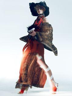 Ladyhawke (Prestige April 2014) on Behance