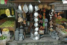 Hendrian--Small Pasar (Marketplace) at Malang (Indonesia)