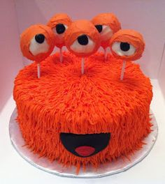 Max's Cousin the Cake Monster #ESEOPhotoADaySept #MaxTheMonster @Eminent SEO