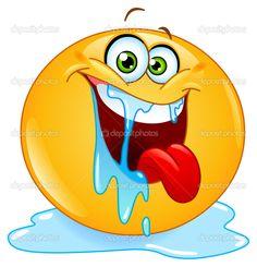 Cartoon of a Happy Emoticon Smiley Holding a Thumb up - Royalty Free Vector Clipart by yayayoyo Emoticon Feliz, Happy Emoticon, Facebook Smileys, Smiley T Shirt, Naughty Emoji, Logo Image, Funny Emoticons, Funny Emoji, Emoji Symbols