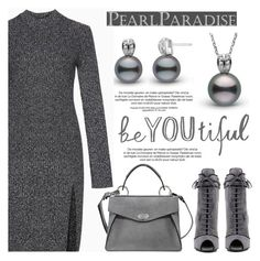 """""""Be you!"""" by pearlparadise ❤ liked on Polyvore featuring BCBGMAXAZRIA, Prada and Proenza Schouler"""