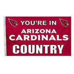 Arizona Cardinals Flag 3x5 Country Z157-2324594122