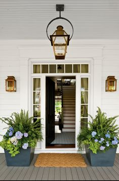 southern living farm house interiors | Southern Living Idea House3