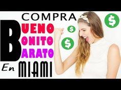 TIPS para COMPRAR en MIAMI│BUENO, BONITO y BARATO │Magic Armarium