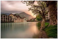 Interlaken, Switzerland  ~ Tumblr