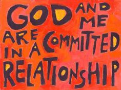 In A Committed Relationship