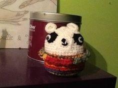 Pandacupcake (own creation)