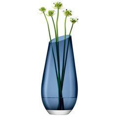 Buy LSA Vase | Dark Blue Vase by LSA at Verynice2.com