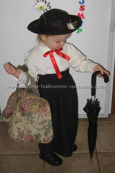 Mary Poppins Costume. Tommy as Bert (chimney sweeper?) @Ashley Walters Walters Goldberg