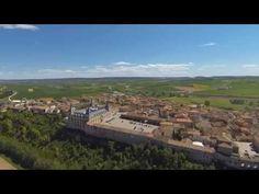 Ciudad de Lerma (Juan Gomez y Francisco de Mora, h.1617). De estilo herrería no, fue promovida y rehabilitada por el Duque de Lerma favorito de Felipe III.