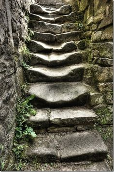 steps of faith. taking the first step even when you do not know where the stairs will lead Steps Of Faith, Foto Top, Escalier Design, Stone Stairs, Take The Stairs, Stair Steps, Stairway To Heaven, Abandoned Places, Abandoned Buildings