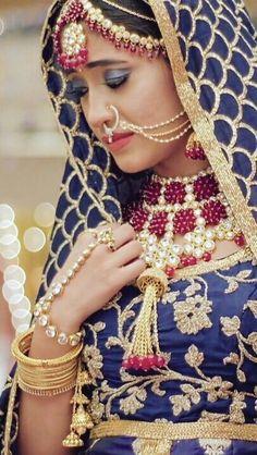 Bridal Wedding Dresses, Bridal Style, Wedding Lehnga, Wedding Girl, Beautiful Indian Actress, Beautiful Bride, Bollywood Fashion, Bollywood Actress, Shivangi Joshi Instagram