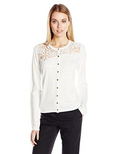 915761d0199 T Tahari Womens Hayden Sweater Antique L  gt  gt  gt  Find out more. Sweater  FashionSweaters For Women
