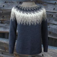 Fall Sweaters, Girls Sweaters, Cardigans For Women, Sweater Knitting Patterns, Knitting Designs, Bag Patterns To Sew, Knit Patterns, Nordic Sweater, Men Sweater