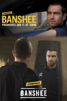 Antony Starr in Banshee