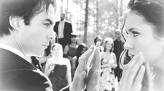 Damon and Elena!!!