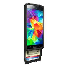 Commuter Series and Commuter Series Wallet GALAXY S5 case from OtterBox